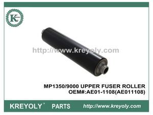 Rolo superior do fusor de Ricoh MP1350 / 9000 AE01-1108 (AE011108)