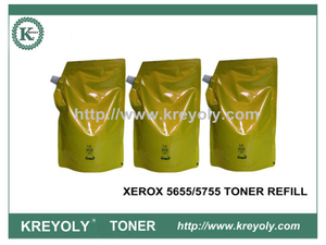 REFILL TONER POWDER HOT VENDAS PARA XEROX 5655/5755